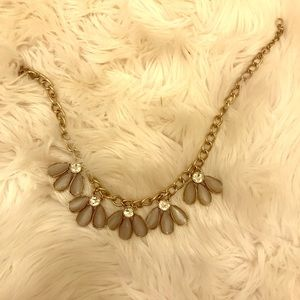 Statement necklace from Ann Taylor Loft